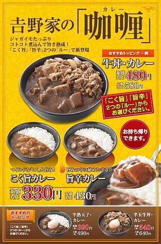 Yoshinoya_curry